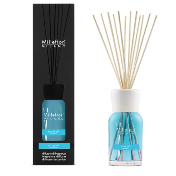 Millefiori «Acqua Blu» Parfum d'ambiance 500 ml
