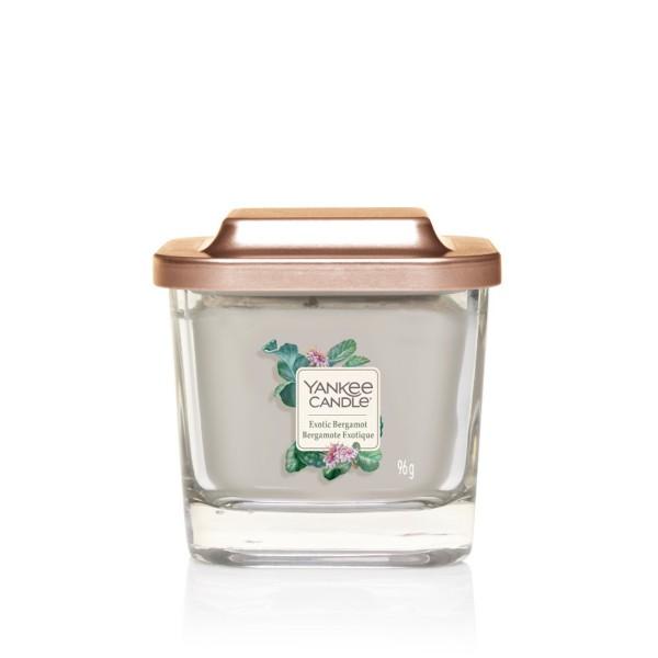 Yankee Candle Duftkerze Elevation «Exotic Bergamot» klein (small 96g)