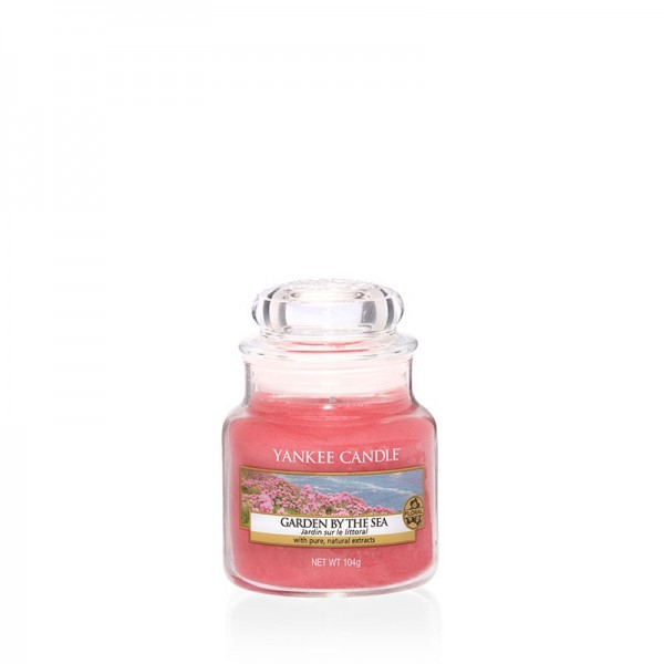 Yankee Candle Duftkerze «Garden by the Sea» klein (small Jar 104g)
