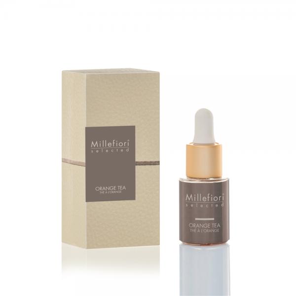 Millefiori Selected «Orange Tea» Parfum d'ambiance 15 ml