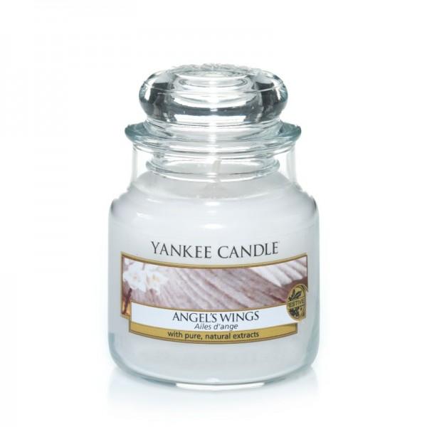 Yankee Candle Duftkerze «Angel's Wings» klein (small Jar 104g)