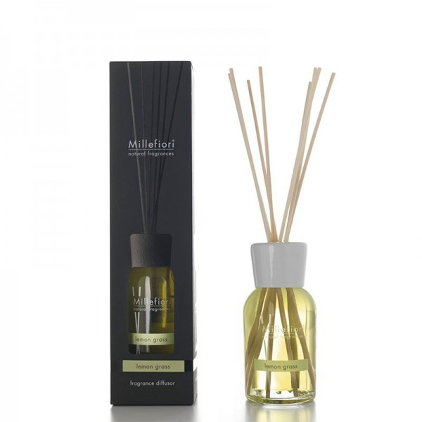 Millefiori Raumduft «Lemon Grass» 250ml