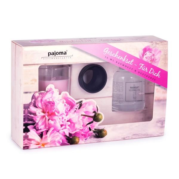 Pajoma Geschenkset «Rosenblüte»