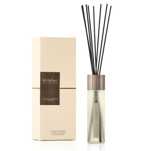 Millefiori Selected «Golden Saffron» Parfum d'ambiance 350 ml