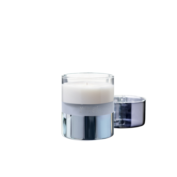 Millefiori Duftkerze «White Musk» 380g Scented Candle