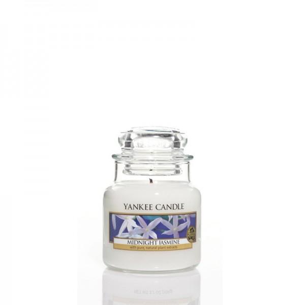 Yankee Candle Duftkerze «Midnight Jasmine» klein (small Jar 104g)