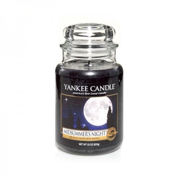 Yankee Candle «Nuit d'été®» Bougie Parfumée Grande Jarre (large Jar 623g)