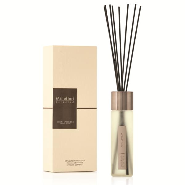 Millefiori Selected «Velvet Lavender» Parfum d'ambiance 100 ml