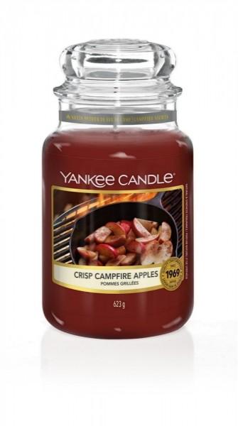 Yankee Candle «Pommes Grillées» Bougie Parfumée grande