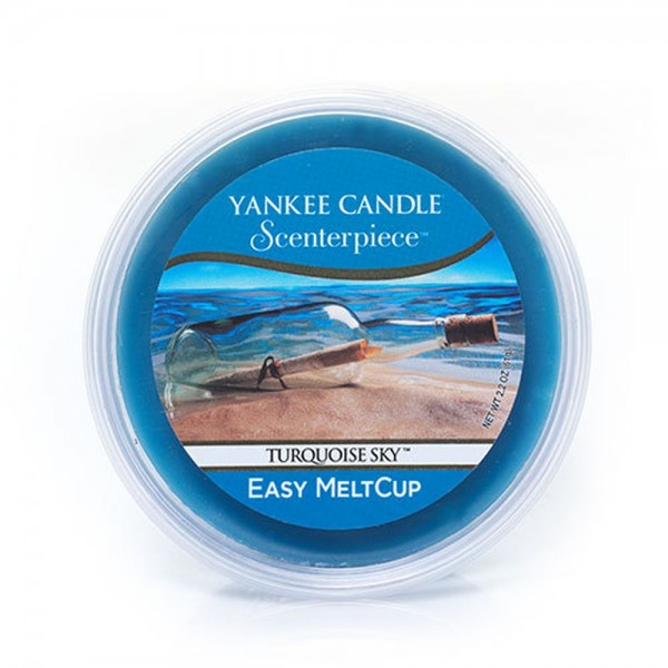 Yankee Candle Duftsystem Scenterpiece  «Turquoise Sky » MeltCup