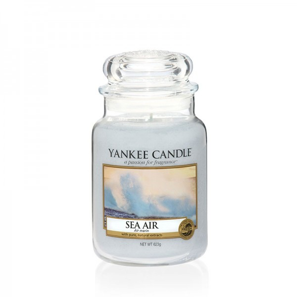 Yankee Candle Duftkerze «Sea Air» gross (large Jar 623g)